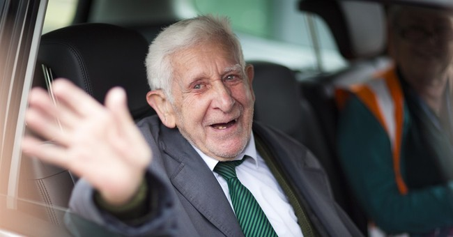 UK veteran who left care home to attend D-Day services dies